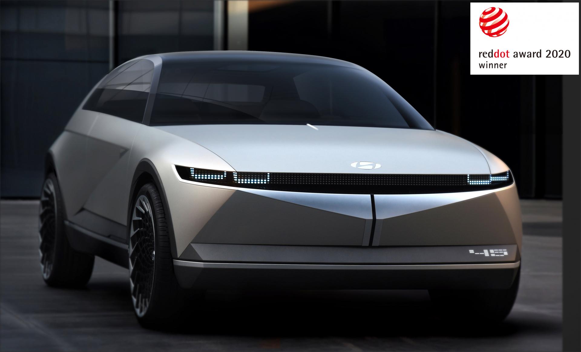 Компанія Hyundai Motor отримала три нагороди Red Dot Award 2020 за концептуальний дизайн | Богдан-Авто Луцьк - фото 9