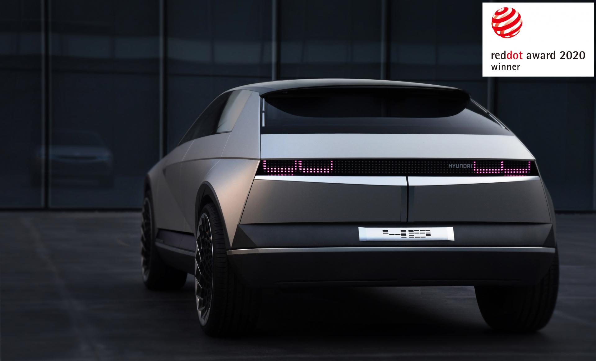 Компанія Hyundai Motor отримала три нагороди Red Dot Award 2020 за концептуальний дизайн | Богдан-Авто Луцьк - фото 10
