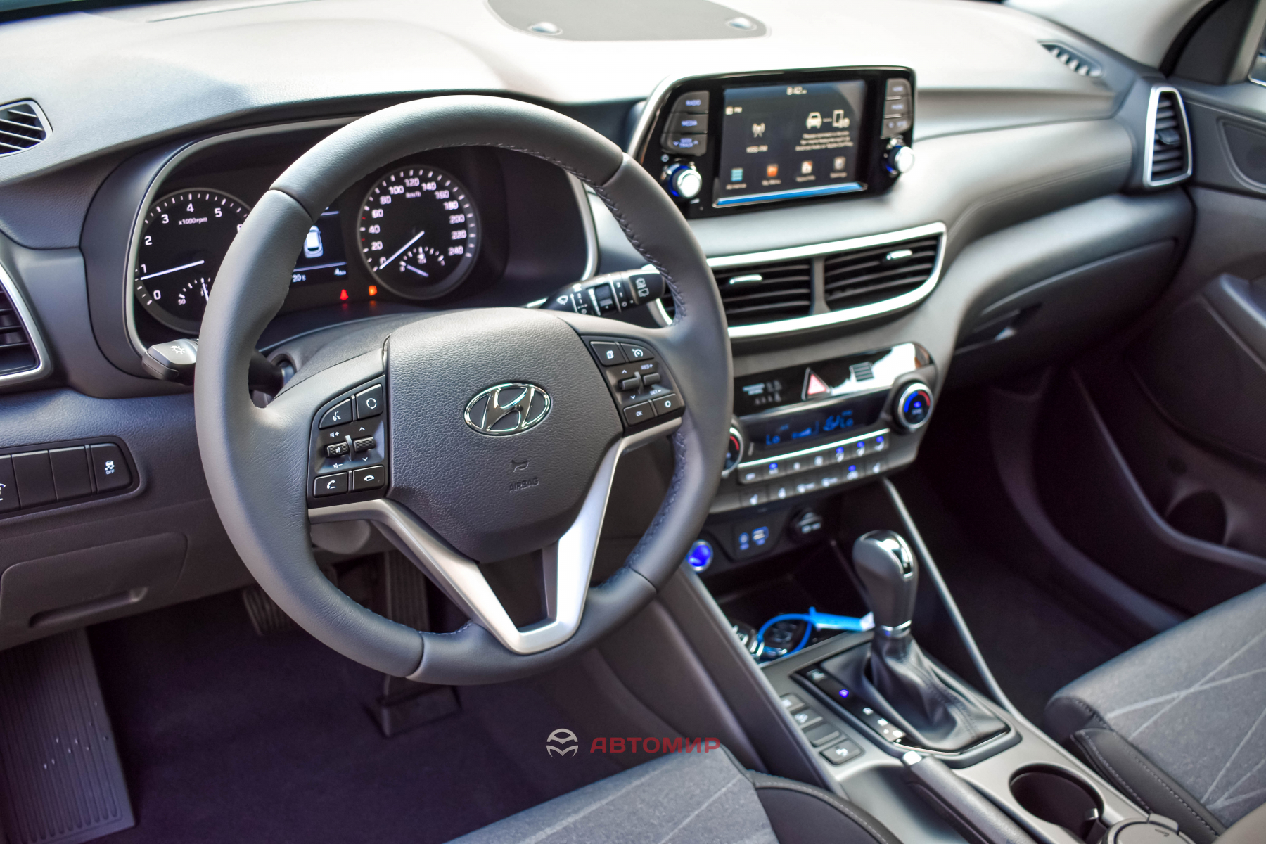 Вигідні ціни на всі комплектації Hyundai Tucson | Хюндай Мотор Україна - фото 13