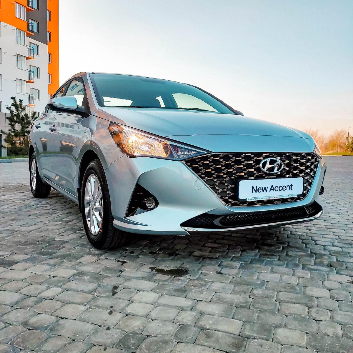 Новий Hyundai Accent вже в автосалоні!   Хюндай Мотор Україна - фото 10