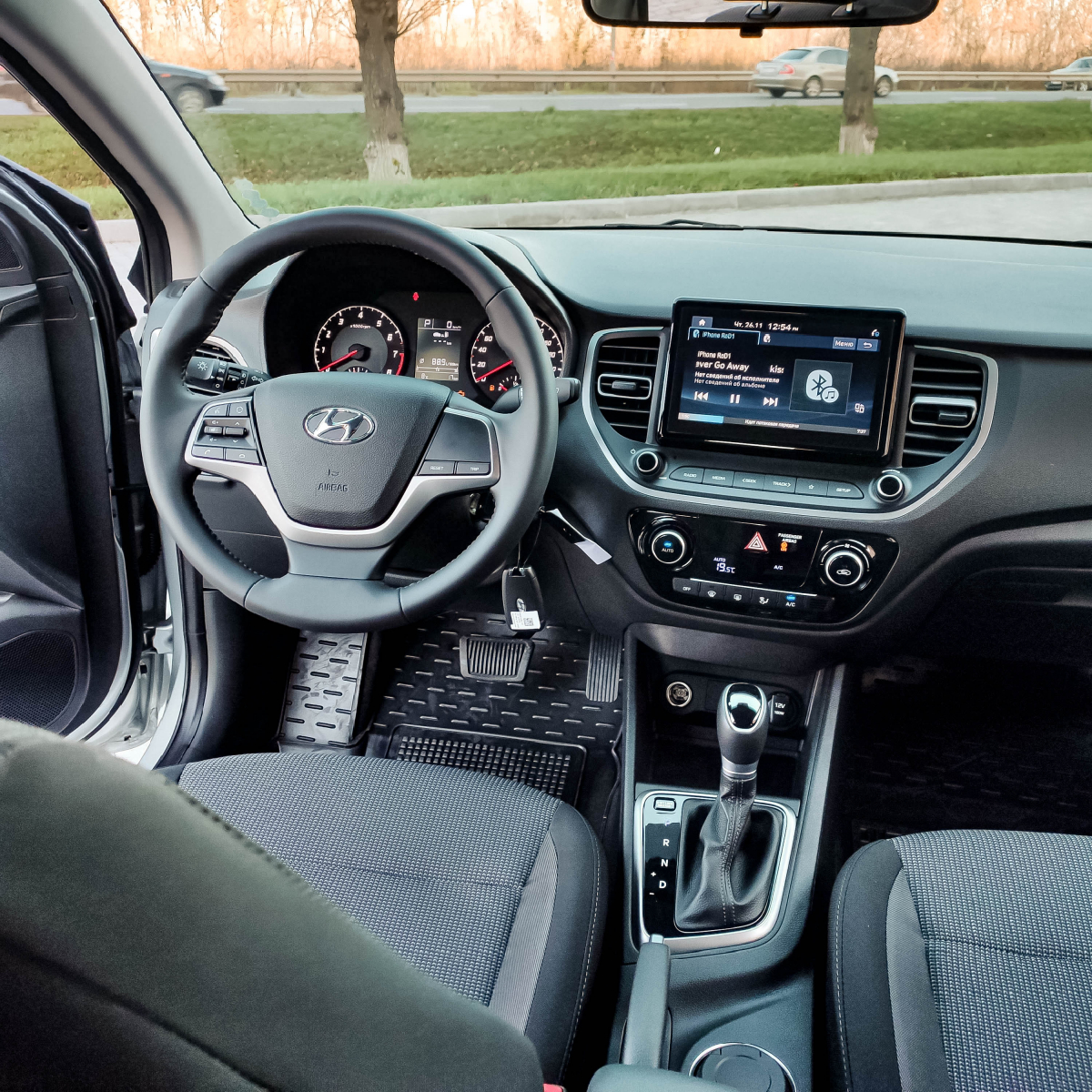 Новий Hyundai Accent вже в автосалоні!   Хюндай Мотор Україна - фото 18