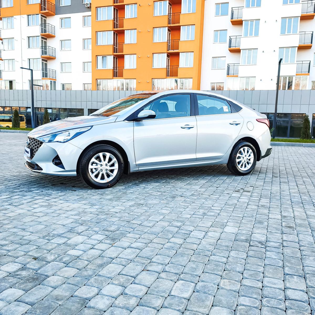 Новий Hyundai Accent вже в автосалоні!   Хюндай Мотор Україна - фото 21