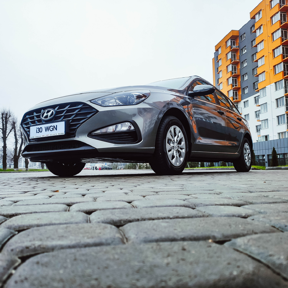 Hyundai i30 WGN за спеціальними цінами!   Хюндай Мотор Україна - фото 13