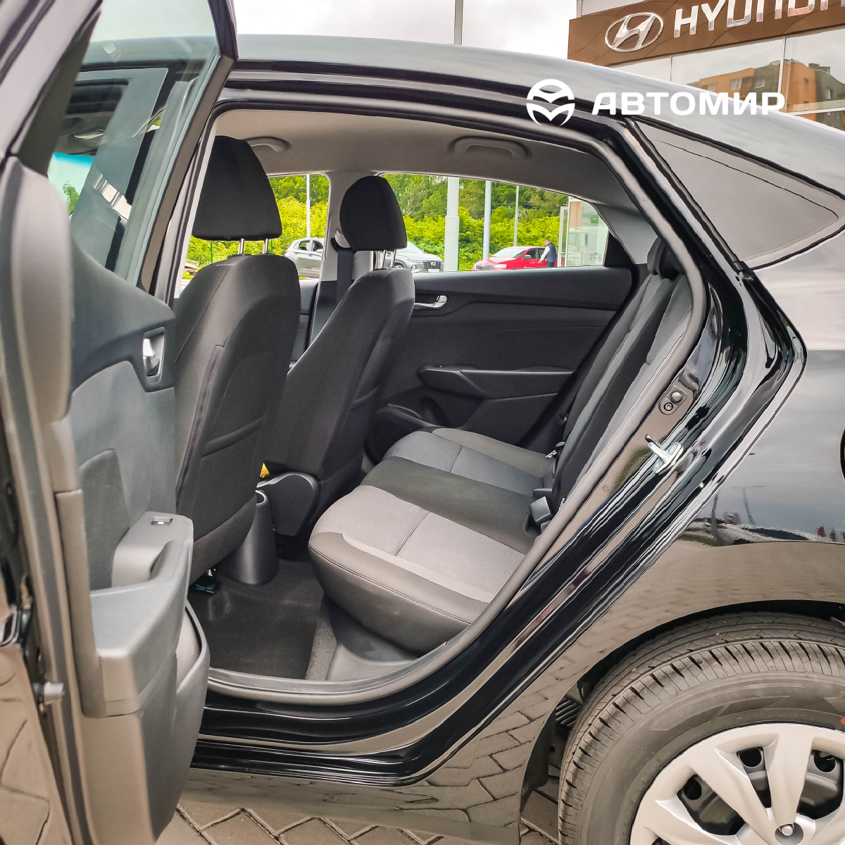 Hyundai стильний Accent вже в автосалоні!   Хюндай Мотор Україна - фото 13