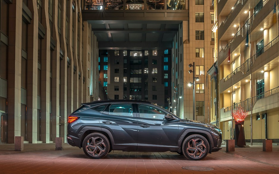 Тест-драйв Hyundai Tucson: Порушник спокою   Богдан-Авто Луцьк - фото 28