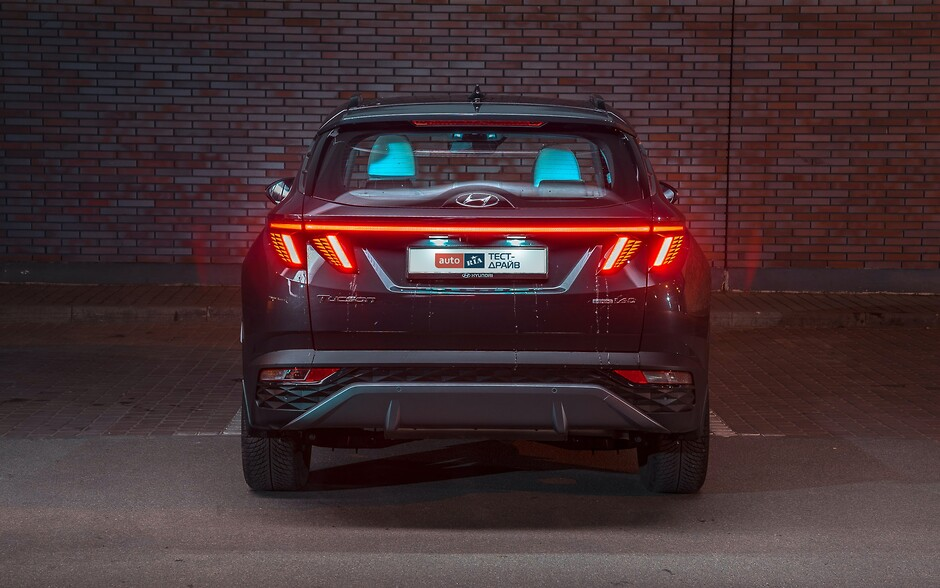 Тест-драйв Hyundai Tucson: Порушник спокою   Богдан-Авто Луцьк - фото 25