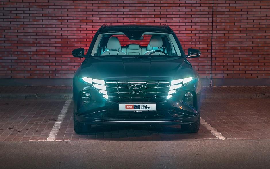 Тест-драйв Hyundai Tucson: Порушник спокою   Богдан-Авто Луцьк - фото 24