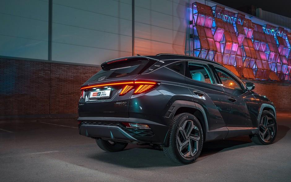 Тест-драйв Hyundai Tucson: Порушник спокою   Богдан-Авто Луцьк - фото 23