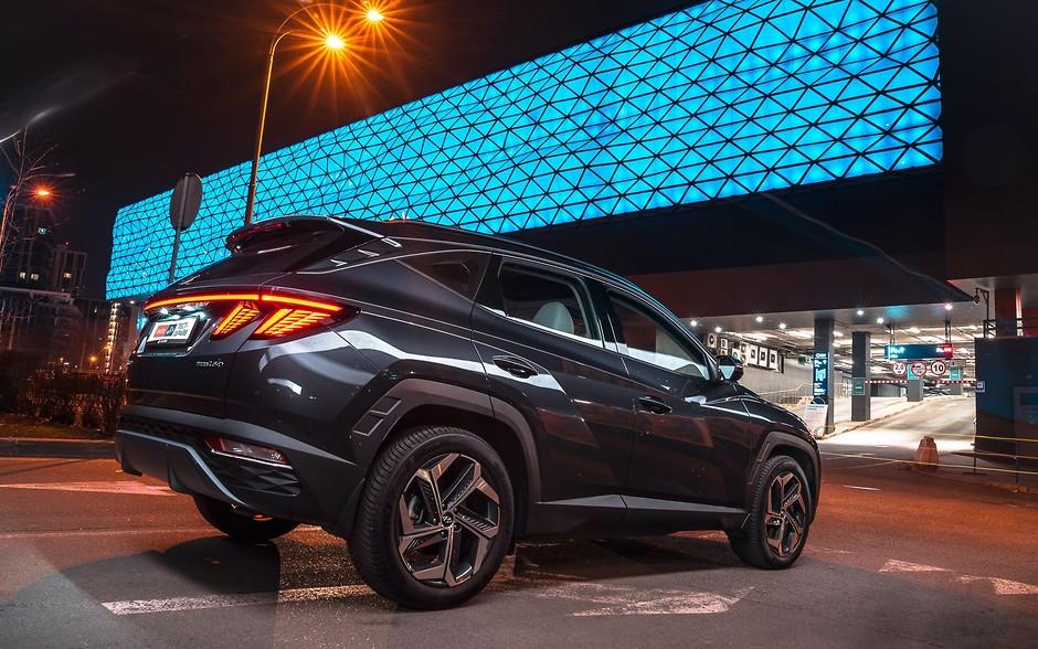 Тест-драйв Hyundai Tucson: Порушник спокою   Богдан-Авто Луцьк - фото 21