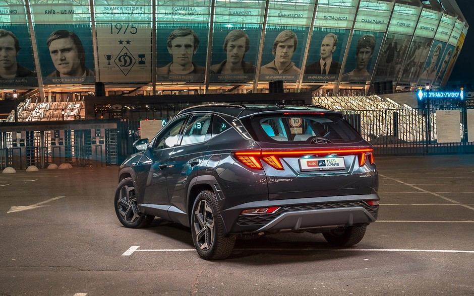 Тест-драйв Hyundai Tucson: Порушник спокою   Богдан-Авто Луцьк - фото 20