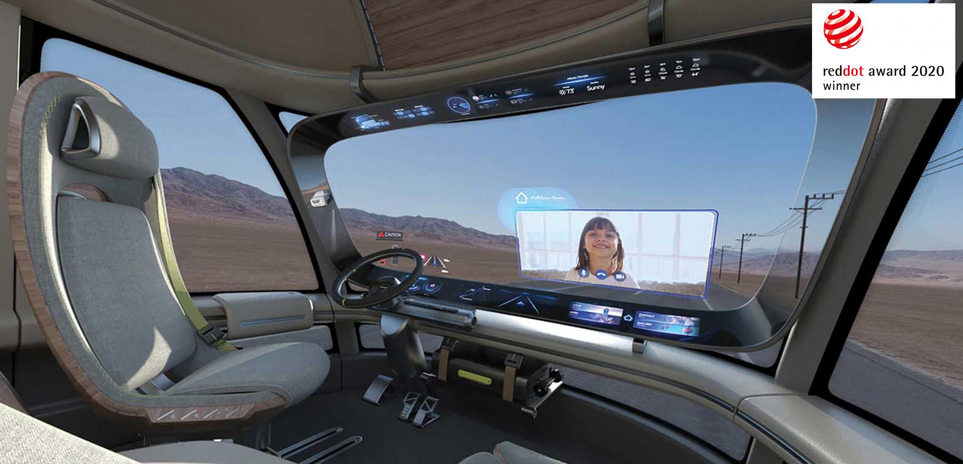 Компанія Hyundai Motor отримала три нагороди Red Dot Award 2020 за концептуальний дизайн | Богдан-Авто Луцьк - фото 12