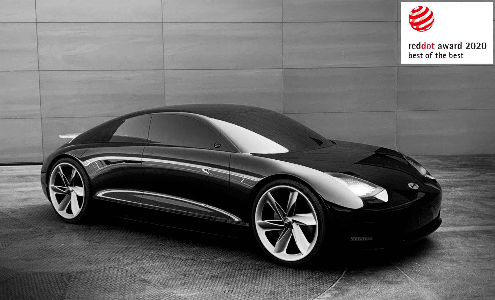 Компанія Hyundai Motor отримала три нагороди Red Dot Award 2020 за концептуальний дизайн | Богдан-Авто Луцьк - фото 14