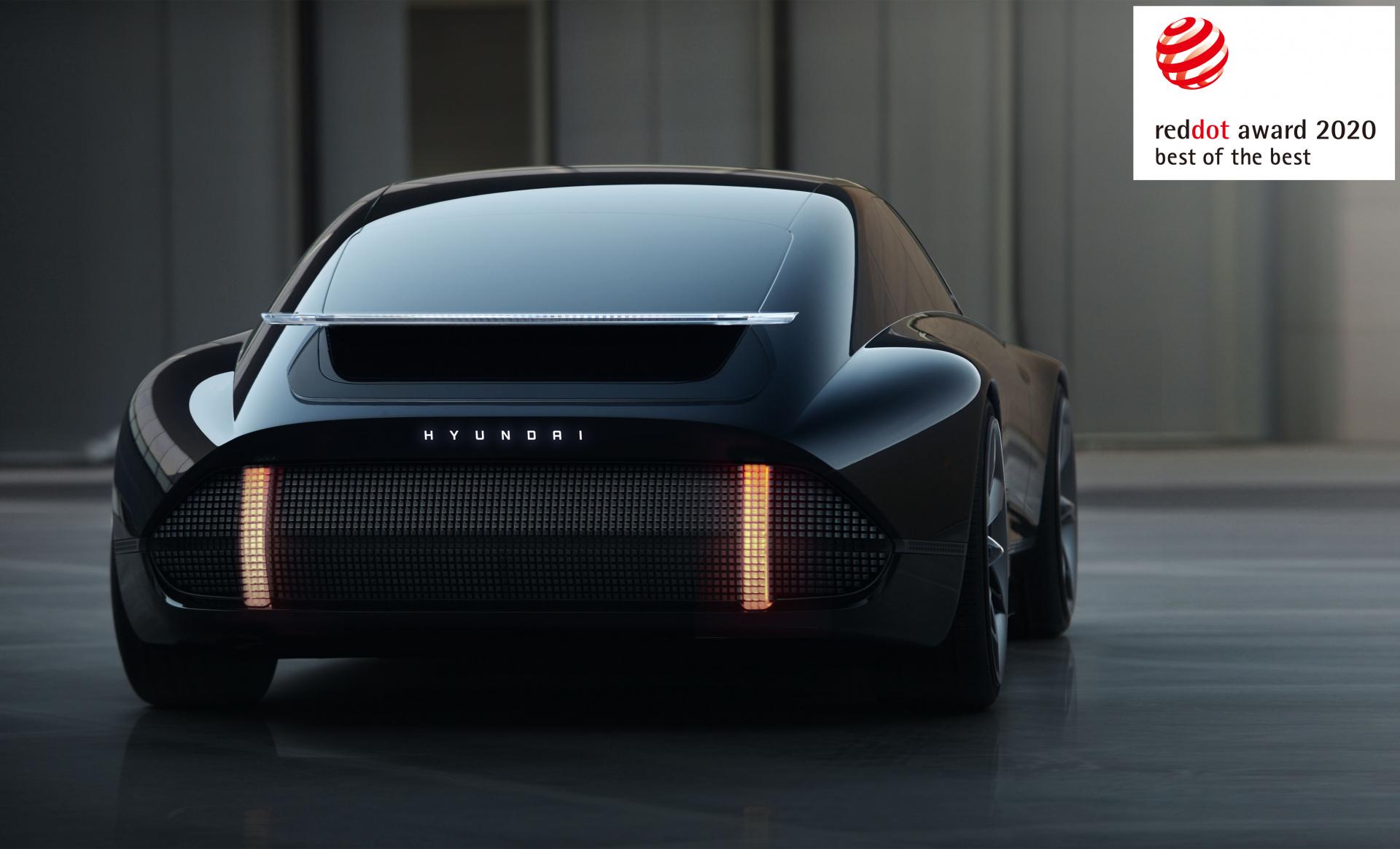 Компанія Hyundai Motor отримала три нагороди Red Dot Award 2020 за концептуальний дизайн | Богдан-Авто Луцьк - фото 13